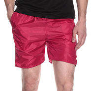 Pelican Rayon Plain Short_Plabx06 - Red