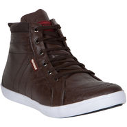 Provogue Brown Sneaker Shoes -yp20