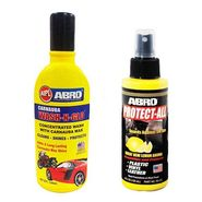 Speedwav Car Cleaning Kit Abro Shampoo With Protect All Pa312- Pa312