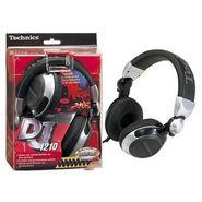 Panasonic RP-DJ1210E-S DJ Style Headphone