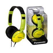 Panasonic RP-DJS200E-Y DJ Style Headphone