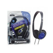 Panasonic RP-HT010GU-A Headphone w/Deep Bass for iPods