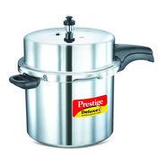 Prestige Deluxe Plus Aluminium Pressure Cooker 12 Ltr (Induction Based)