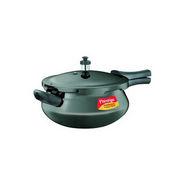 Prestige Deluxe Plus Hard Anodized Pressure Cooker Jr. Handi 4.8 Ltr (Induction Based)