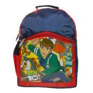 Donex Nylon School Backpack RSC457 -Multi-Color