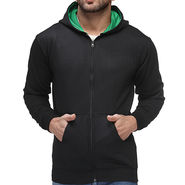 Rico Sordi Cotton Sweatshirt_Rsms2 - Black