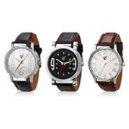 Set of 3 Rico Sordi Analog Wrist Watches_12398222