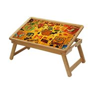 Shopper52 Foldable Wooden Study Table For Kids-STUDY007