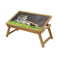 Shopper52 Foldable Wooden Study Table For Kids-STUDY075