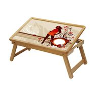 Shopper52 Foldable Wooden Study Table For Kids-STUDY098