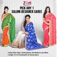 Saloni Designer Saree - Pick Any 1