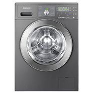 Samsung WD0904W8Y1 Washer & Dryer Front Load Washing Machine - Inox-Chrome-STS