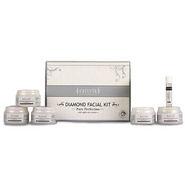 Sattvik Organic Diamond Facial Kit - (410g)