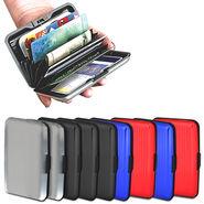 Scottish Club Set of 10 Stylish Aluminium Secure Wallets