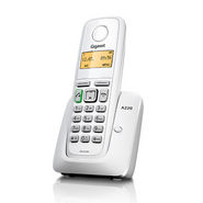 Gigaset A220 Cordless Phones - White