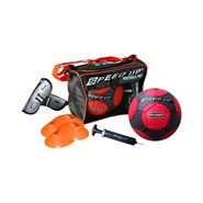 Speed Up Luxuary 5 Pcs Football Set - Red