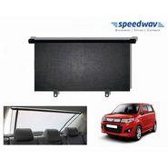 Speedwav Car Rear Window Roller Sunshade 90cm Black-Maruti Wagon R Stingray