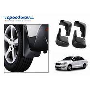 Speedwav Car Mud Flaps Set 4 pcs - Skoda Rapid