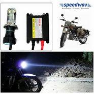 Speedwav Bike HID Headlight Conversion Kit 6000K-Bullet Classic DesertStorm
