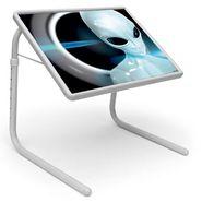 Shoper52 Designer Portable Adjustable Dinner Cum Laptop Tray Table-TABLE073