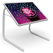 Shoper52 Designer Portable Adjustable Dinner Cum Laptop Tray Table-TABLE083