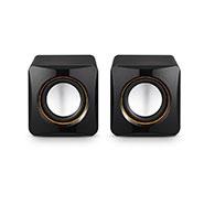 Terabyte TB095A Portable USB Speakers - Black