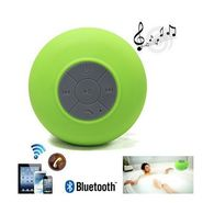 Electron Bluetooth Waterproof Shower Speaker - Green
