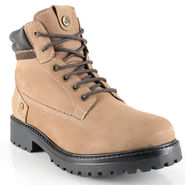 Wrangler Genuine Leather Light Brown  Boot -ow02