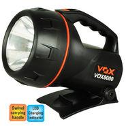 VOX Super Power Long Distance Rechargeable LED Torch