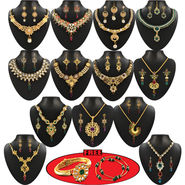 Vaibhavi 15 Jewellery Sets Collection