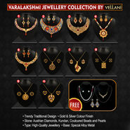 Varalakshmi Jewellery Collection