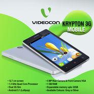 Videocon Krypton 3G Mobile