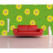 meSleep Floral Water Active Wall Paper 40 x 120 Inches-WPWA-03-44