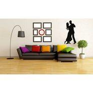 Couple Decorative Wall Sticker-WS-08-090