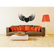 Beautifull Heart Decorative Wall Sticker-WS-08-093