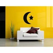 Moon & Star Decorative Wall Sticker-WS-08-109