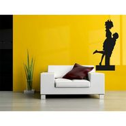 Couple Decorative Wall Sticker-WS-08-129