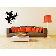 Rangoli Design Decorative Wall Sticker-WS-08-149