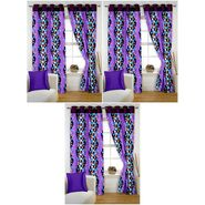 Storyathome Set of 6 Window curtain-5 feet-WTZ_3-1015