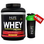 INLIFE Whey Protein 5 Lb (2.27Kg) Vanilla Flavor