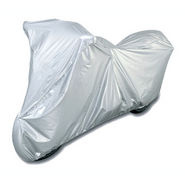 Bike Cover for Hero Honda - Silver
