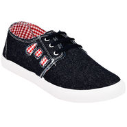 Foot n Style Denim Blue Casual Shoes -fs657