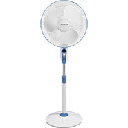 Havells Sprint LED 400 mm Pedestal Fan - Blue