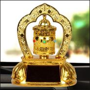 Tibetan Solar Prayer Wheel