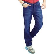 Uber Urban Cotton Jeans_ub22 - Dark Blue
