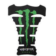 Monster Green Tank Pad for Bike