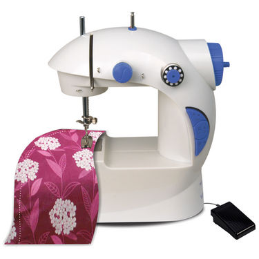 Mini Silai Machine with Thread Set available at Naaptol for Rs.1999