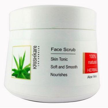 Face Scrub - Aloe Vera