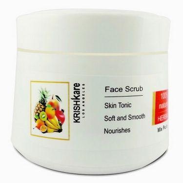Face Scrub - Mix Fruits