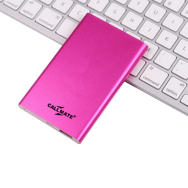 Callmate Power Bank Pumi 4000 mAh - Pink